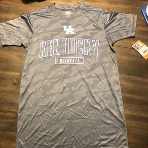 Kentucky wildcats shirt size small NWT